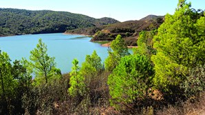 Barragem do Funcho combate seca extrema no Algarve