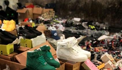 ASAE apreende várias toneladas de material contrafeito