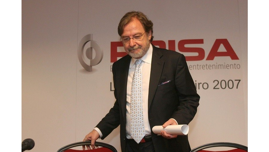 Juan Luis Cebrián é presidente do grupo Prisa, que detém a Media Capital
