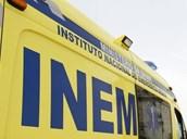 Mulher cai do primeiro andar enquanto tirava fotografias e fica em estado grave em Bragança