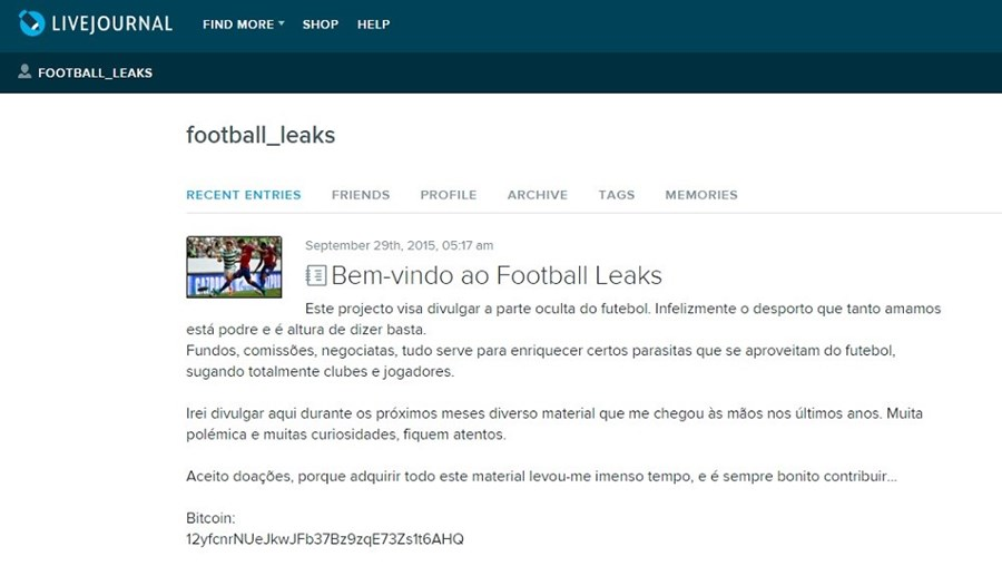 Site Football Leaks