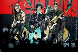 Prince no Billboard Music Awards