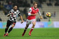 Sporting de Braga venceu no terreno do Boavista por 3-1