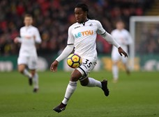 Renato Sanches no Swansea