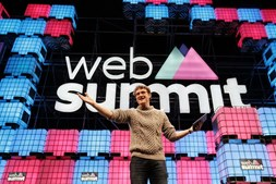 Paddy Cosgrave, fundador da Web Summit