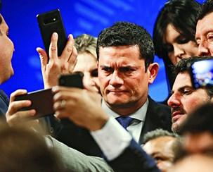 Sérgio Moro acusa presidente brasileiro de querer acesso ...